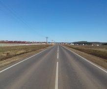 Завершен ремонт автомобильной дороги «Урик – Тихонова Падь»