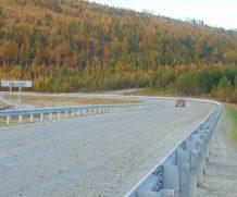 Завершена реконструкция автомобильной дороги «Таксимо – Бодайбо» на участке км 175 – км 190 в Бодайбинском районе Иркутской области.