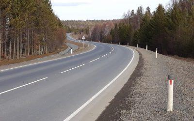 Завершилась реконструкция автомобильной дороги Иркутск-Большое Голоустное на участке км 46+700-км 70+000 в Иркутском районе Иркутской области