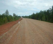 Завершен ремонт автомобильной дороги Балаганск-Заславская на участке км 13+000 — км 23+000 в Балаганском районе Иркутской области.
