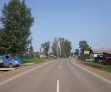 Завершен ремонт автомобильной дороги «Подъезд к п. Оса» в Осинском  районе Иркутской области