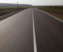 Завершен ремонт автомобильной дороги «Черемхово – Голуметь – Онот» на участке км 27+000 – км 32+000 в Черемховском районе Иркутской области