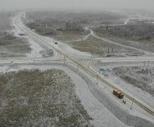 Завершены работы по строительству автомобильной дороги «Шиткино-Шелаево»  в Тайшетском районе Иркутской области