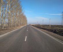 Завершен ремонт автомобильной дороги «Новожилкино — Ключевая» в Усольском районе  Иркутской области